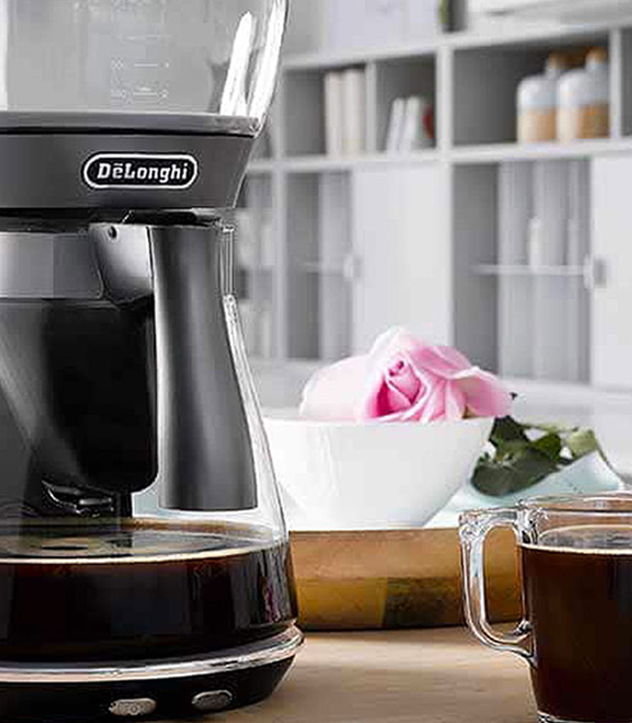 Delonghi Drip Coffee Machines