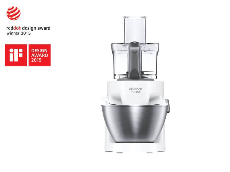Kenwood MultiOne KHH326WH, 4 3 L, 1000 W (OWKHH326WH)