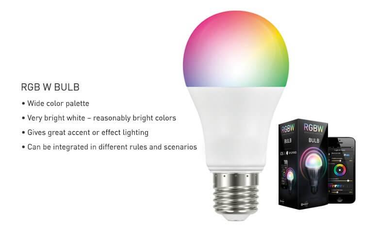Mate LED Rgbw Bulb (MSM10EU)