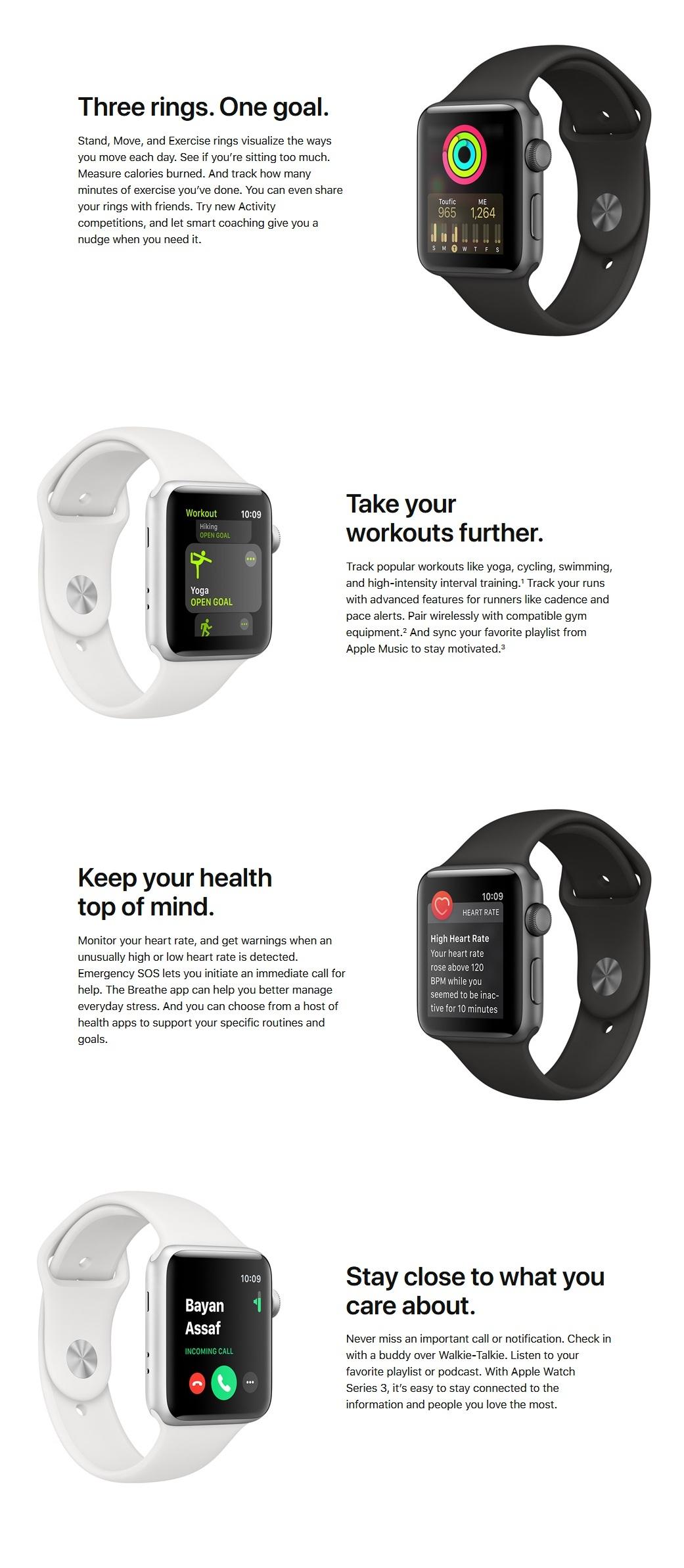 AppleWatch S3